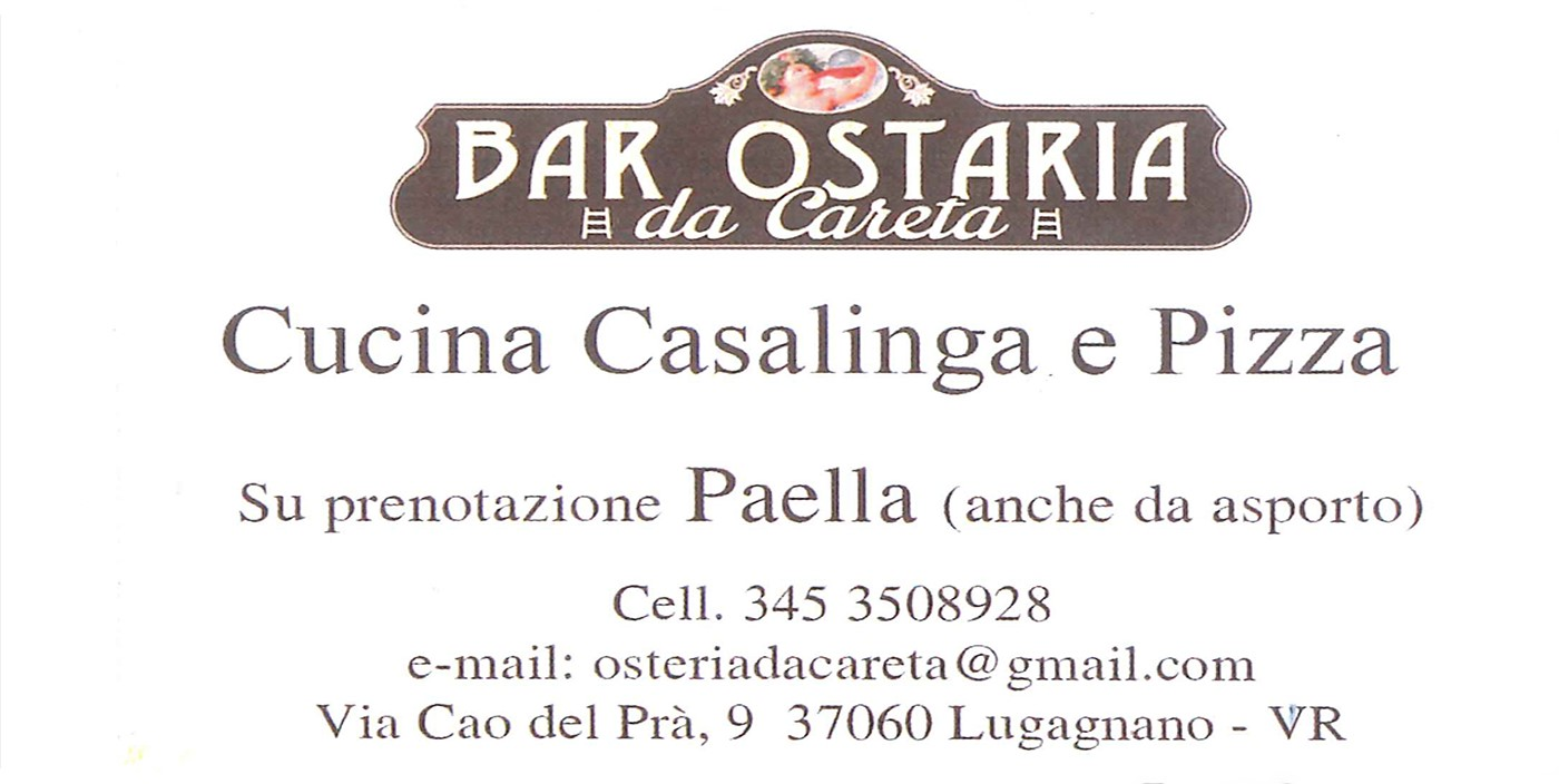 Bar Osteria Da Careta